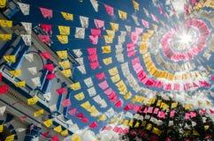 Festons messicani Fotografia Stock Libera da Diritti
