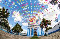 Festons mexicains Photographie stock libre de droits