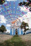 Festons mexicains Images libres de droits