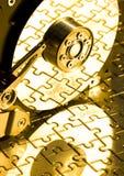 Festplatte Stockfoto
