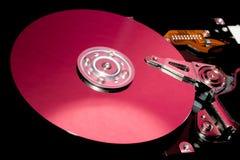 Festplatte Lizenzfreies Stockbild