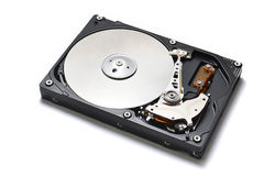 Festplatte des Computers Stockfoto