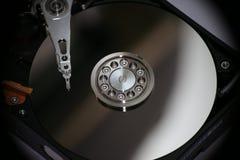 Festplatte des Schiebers Lizenzfreie Stockfotos