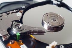 Festplattencomputer Lizenzfreies Stockbild