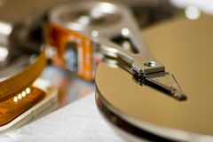 Festplattenlaufwerk lizenzfreie stockfotografie