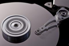 Festplattenlaufwerk in der Bewegung (zero-seven) lizenzfreie stockfotos