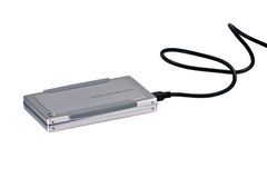 Festplattenlaufwerk der USB-Tasche Lizenzfreie Stockfotografie