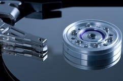 Festplattenlaufwerk des Computers Lizenzfreies Stockbild