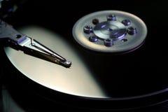 Festplattenlaufwerk des Computers Stockbild