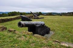 Festung in Ancud, Chiloe-Insel, Chile lizenzfreie stockbilder