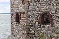 Festung auf dem Fluss 2 Lizenzfreies Stockbild