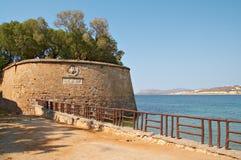 Festung bleibt Lizenzfreie Stockbilder