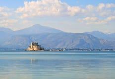Festung Burdozi in Griechenland stockfoto