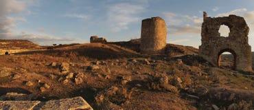 Festung Calamita, Inkerman Lizenzfreie Stockbilder