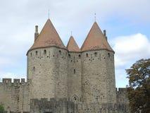 Festung Carcassonne Lizenzfreies Stockbild