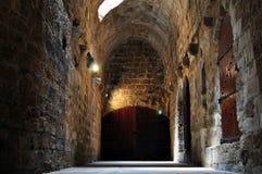 Festung in der Insel von Kreta Lizenzfreies Stockfoto