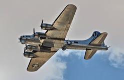 Festung des Flugwesen-B-17 lizenzfreies stockfoto