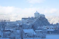 Festung em Kufstein Fotos de Stock Royalty Free