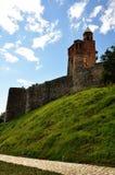 Festung Gremi in Goergia lizenzfreie stockfotos