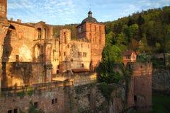 Festung Heidelberg Royalty Free Stock Photos