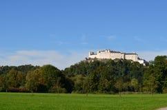 Festung Hohensalzburg Стоковое Фото