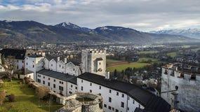 Festung Hohensalzburg Stock Photos