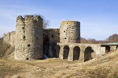 Festung Koporje Lizenzfreie Stockfotografie
