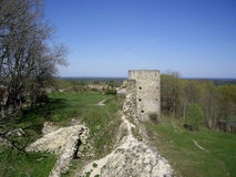 Festung Koporje Stockfotos