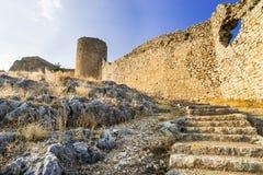 Festung Larissa lizenzfreie stockfotos