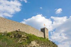 Festung Makedonien lizenzfreie stockbilder