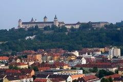 Festung Marienberg Lizenzfreie Stockfotografie