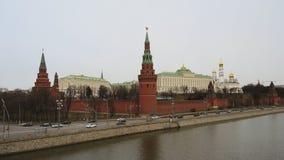 Festung Moskaus der Kreml Stockfotos