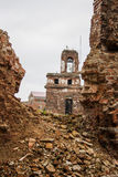 Festung Oreshek Shlisselburg Stockbild