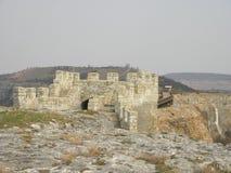 Festung Ovech, Bulgarien Stockfotografie