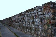 Festung in Smederevo stockbilder