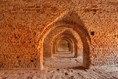 Festung Terezï-¿ ½ n Lizenzfreies Stockfoto