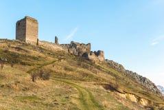 Festung Trascau 1 Stockbilder