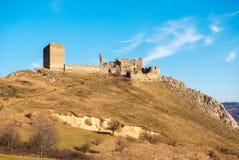 Festung Trascau 2 Lizenzfreie Stockfotografie