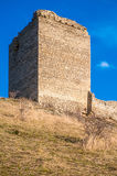 Festung Trascau 3 Stockfotos