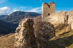 Festung Trascau 5 Lizenzfreies Stockfoto