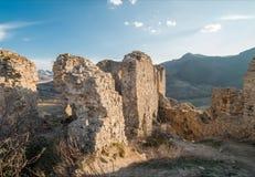 Festung Trascau 6 Lizenzfreies Stockfoto