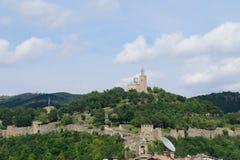 Festung tzarevetz Lizenzfreie Stockbilder