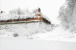 Festung Ukraine-Dubno Stockbilder