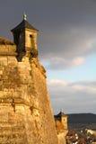 Festung von Kammgarn-stoff Lizenzfreies Stockbild