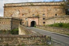 Festung von Koblenz, Deutschland Lizenzfreies Stockbild