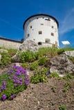 Festung von Kufstein Lizenzfreies Stockfoto