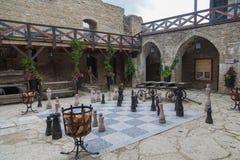 Festung von Rakvere stockfotografie