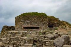 Festung in Wladiwostok stockbild