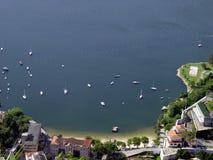 Festungs-Strand Stockfoto