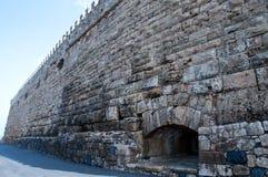 Festungs-Wand. Stockfotos